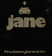 Fire, Water, Earth and Air by JANE album cover