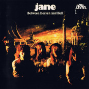 Between Heaven And Hell by JANE album cover