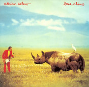 Lone Rhino by BELEW, ADRIAN album cover