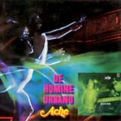 De Homine Urbano + Green Man by ACHE album cover