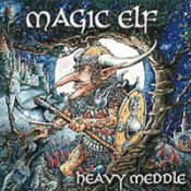 Heavy Meddle by MAGIC ELF album cover