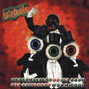 In Between Screams: Intermission Music From The Residents' Wormwood by RESIDENTS, THE album cover