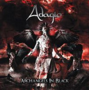 Archangels In Black by ADAGIO album cover