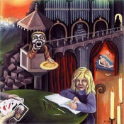 The Services Of Mary Goode by JANISON EDGE album cover