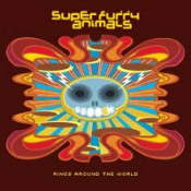 Rings Around The World by SUPER FURRY ANIMALS album cover