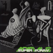 In Space (EP) by SUPER FURRY ANIMALS album cover