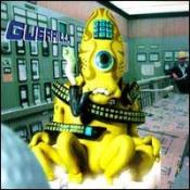 Guerrilla by SUPER FURRY ANIMALS album cover