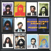 Fuzzy Logic by SUPER FURRY ANIMALS album cover
