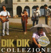 Collezione by DIK DIK, I album cover