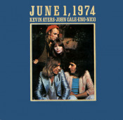 June 1st,1974 by AYERS, KEVIN album cover