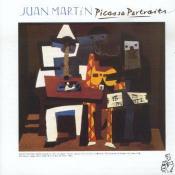 Picasso Portraits by MARTIN, JUAN album cover