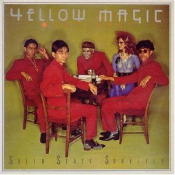 Solid State Survivor by YELLOW MAGIC ORCHESTRA album cover