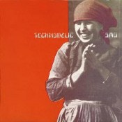 Technodelic by YELLOW MAGIC ORCHESTRA album cover