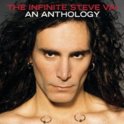 The Infinite Steve Vai - An Antology by VAI, STEVE album cover