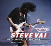 Stillness In Motion: Vai Live in L.A. by VAI, STEVE album cover