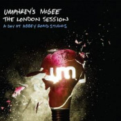 The London Session by UMPHREY'S MCGEE album cover