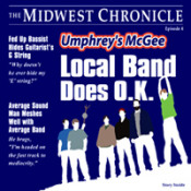 Local Band Does OK by UMPHREY'S MCGEE album cover