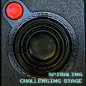 Challenging Stage by SPIRALING album cover