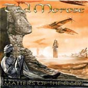 Matters Of The Dark by TAD MOROSE album cover
