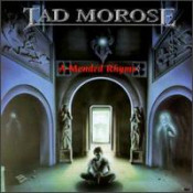 A Mended Rhyme by TAD MOROSE album cover