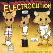 Electric Cartoon Music From Hell by ELECTROCUTION 250 album cover