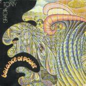 Balance of power by SPADA, TONY album cover