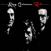Red by KING CRIMSON album cover