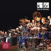Live In Toronto by KING CRIMSON album cover