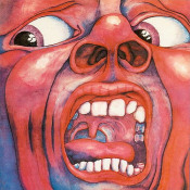 In The Court Of The Crimson King by KING CRIMSON album cover