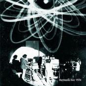 Harmonia Live 1974 by HARMONIA album cover