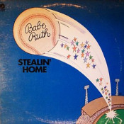 Stealin' Home by BABE RUTH album cover