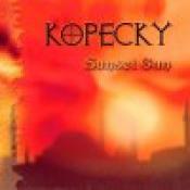 Sunset Gun by KOPECKY album cover