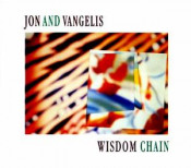 Wisdom Chain by JON & VANGELIS album cover