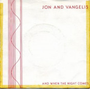 And When The Night Comes by JON & VANGELIS album cover
