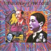 Asylum by LEGENDARY PINK DOTS album cover
