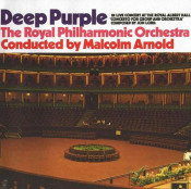 Concerto for Group and Orchestra by DEEP PURPLE album cover