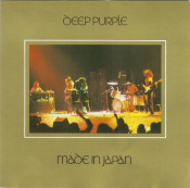 Made In Japan by DEEP PURPLE album cover