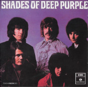 Shades Of Deep Purple by DEEP PURPLE album cover