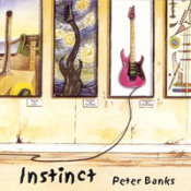 Instinct by BANKS, PETER album cover