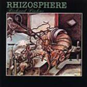 Rhizosphère by PINHAS, RICHARD album cover