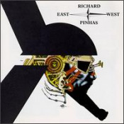 East West by PINHAS, RICHARD album cover