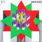 Paradieswärts Düül by AMON DÜÜL album cover