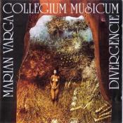 Divergencie by COLLEGIUM MUSICUM album cover