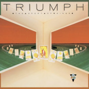 The Sport of Kings by TRIUMPH album cover