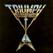 Allied Forces by TRIUMPH album cover