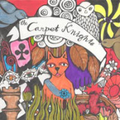 Lost And So Strange Is My Mind by CARPET KNIGHTS, THE album cover