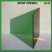 Zinc (Green Album) by JOBSON, EDDIE album cover