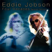 Four Decades Special Concert by JOBSON, EDDIE album cover