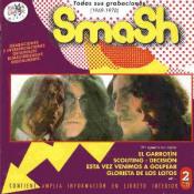 Todas Sus Grabaciones by SMASH album cover