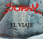 El Viaje (EP) by SUPAY album cover